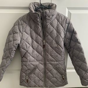 Ralph Lauren Gray Winter Coat